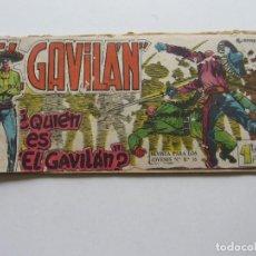 Tebeos: EL GAVILÁN Nº 2. MAGA 1959. ORIGINAL C86SADUR. Lote 109792259