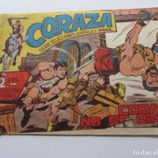 Tebeos: CORAZA Nº 5 MAGA ORIGINAL C86SADUR. Lote 109820871