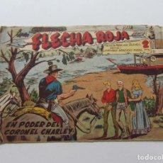 Tebeos: FLECHA ROJA Nº 35. MAGA ORIGINAL C86SADUR. Lote 109821183