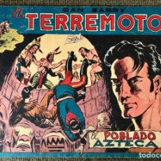 Tebeos: DAN BARRY EL TERREMOTO NUMERO 44. ORIGINAL. EDITORIAL MAGA. Lote 110100011