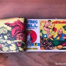 Tebeos: SAHIB TIGRE, 1962, COMPLETA, 45 NÚMEROS, MAGA, BUEN ESTADO. Lote 110258071