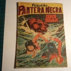 Livros de Banda Desenhada: PEQUEÑO PANTERA NEGRA. Nº 118. Lote 110423243