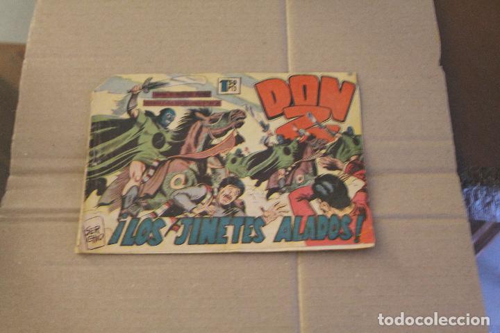 DON Z Nº 21, EDITORIAL MAGA (Tebeos y Comics - Maga - Don Z)