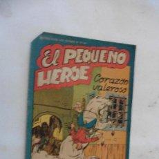 Tebeos: PEQUEÑO HEROE Nº 24 MAGA ORIGINAL. Lote 111083067