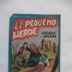 Tebeos: PEQUEÑO HEROE Nº 26 MAGA ORIGINAL. Lote 111083091