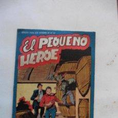 Tebeos: PEQUEÑO HEROE Nº 30 MAGA ORIGINAL. Lote 111083119