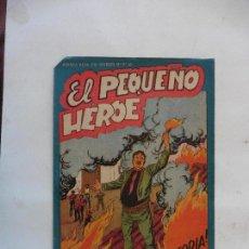 Tebeos: PEQUEÑO HEROE Nº 32 MAGA ORIGINAL. Lote 111083147