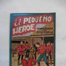 Tebeos: PEQUEÑO HEROE Nº 33 MAGA ORIGINAL. Lote 111083163