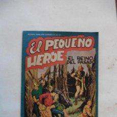Tebeos: PEQUEÑO HEROE Nº 34 MAGA ORIGINAL. Lote 111083219