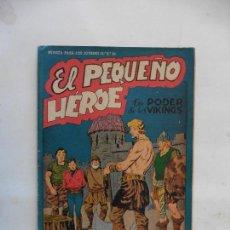 Tebeos: PEQUEÑO HEROE Nº 35 MAGA ORIGINAL. Lote 111083255