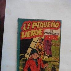 Tebeos: PEQUEÑO HEROE Nº 82 MAGA ORIGINAL. Lote 111083387