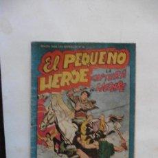Tebeos: PEQUEÑO HEROE Nº112 MAGA ORIGINAL. Lote 111083463