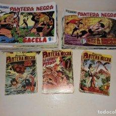 Tebeos: MAGA/PEQUEÑO PANTERA NEGRA, COMPLETA, 1ª Y 2ª PARTE (275 CUADERNOS). Lote 111088667