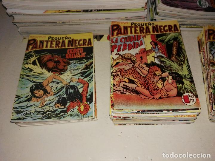 Tebeos: Maga/PEQUEÑO PANTERA NEGRA, COMPLETA, 1ª y 2ª parte (275 cuadernos) - Foto 3 - 111088667