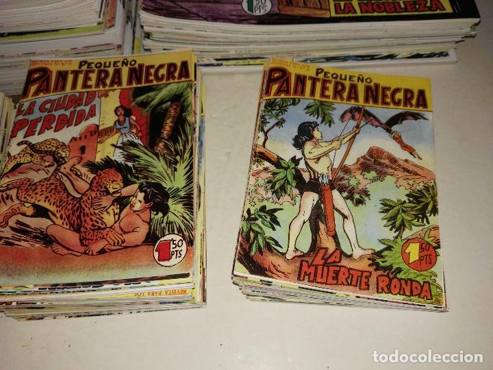 Tebeos: Maga/PEQUEÑO PANTERA NEGRA, COMPLETA, 1ª y 2ª parte (275 cuadernos) - Foto 4 - 111088667