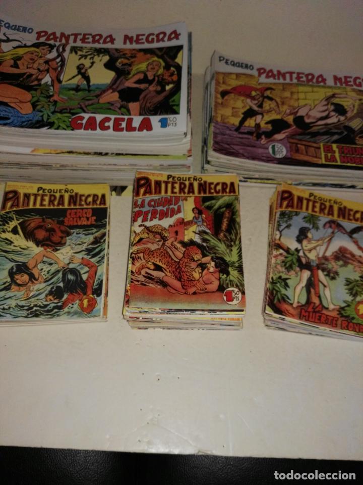 Tebeos: Maga/PEQUEÑO PANTERA NEGRA, COMPLETA, 1ª y 2ª parte (275 cuadernos) - Foto 5 - 111088667