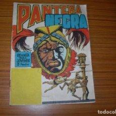 Tebeos: PANTERA NEGRA REVISTA Nº 2 EDITA MAGA . Lote 111183411