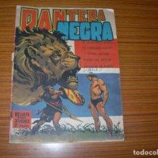 BDs: PANTERA NEGRA REVISTA Nº 6 EDITA MAGA . Lote 111183495