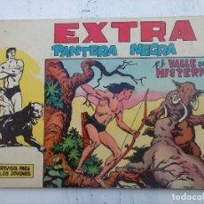 BDs: EXTRA PANTERA NEGRA Nº 3 ORIGINAL 1958. Lote 111926575
