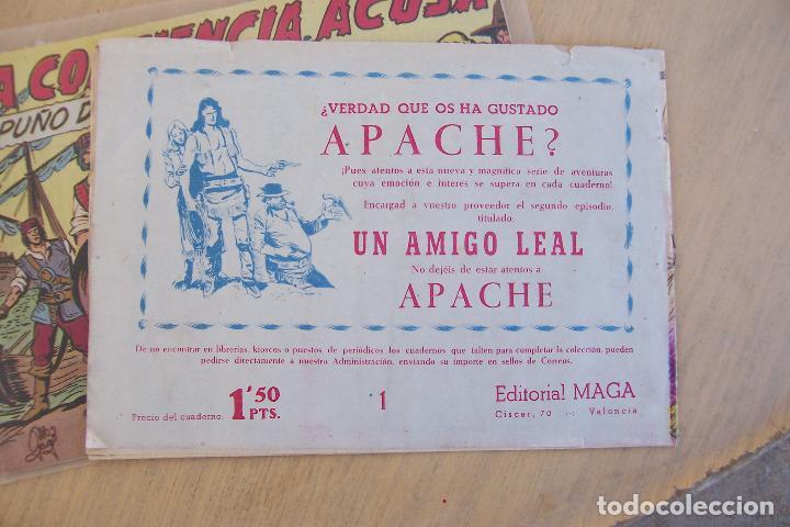 Tebeos: maga jungla y sus series - apache 1ª y 2ª - Foto 3 - 35365238