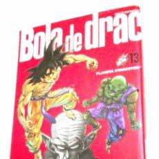 BDs: BOLA DE DRAC *** EDICION DEFINITIVA NUMERO 13 CATALAN. Lote 113835491