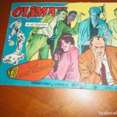 Tebeos: OLIMAN Nº 14--ORIGINAL. Lote 113892987