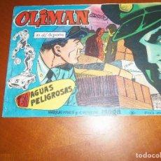 Tebeos: OLIMAN -Nº 13-ORIGINAL-. Lote 113893163