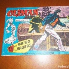 Tebeos: OLIMAN -Nº 12-ORIGINAL-. Lote 113893319
