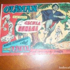 Tebeos: OLIMAN -EXTRAORDINARIO Nº 9--ORIGINAL. Lote 113913283