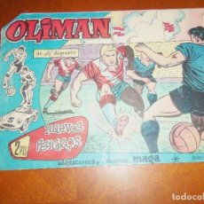 Tebeos: OLIMAN Nº 40-ORIGINAL. Lote 113913399