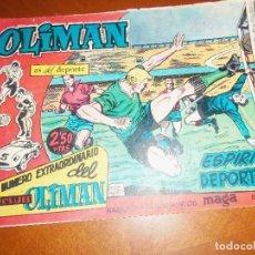 Tebeos: OLIMAN-EXTRAORDINARIO Nº 23--ORIGINAL. Lote 113913667