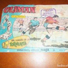 Tebeos: OLIMAN-Nº 53--ORIGINAL-. Lote 113914115