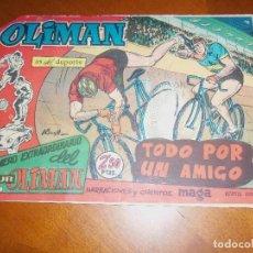 Tebeos: OLIMAN EXTRAORDINARIO Nº 10-ORIGINAL. Lote 113914231