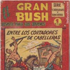 Tebeos: EL GRAN BUSH Nº 5. Lote 113933455