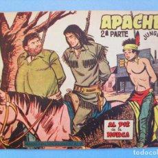 Tebeos: APACHE, Nº 60 DE LA 2ª PARTE. Lote 114171379