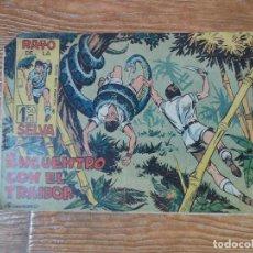 Tebeos: EL RAYO DE LA SELVA Nº 2 EDITORIAL MAGA ORIGINAL . Lote 114970119