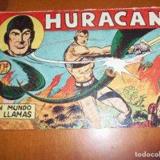 Tebeos: HURACAN Nº 4--ORIGINAL. Lote 115060447