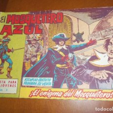 Tebeos: EL MOSQUETERO AZUL Nº 1--ORIGINAL. Lote 115060587