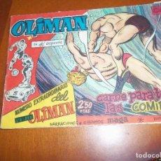 Tebeos: OLIMAN -EXTRAORDINARIO Nº 4-ORIGINAL. Lote 115060755