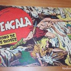 Tebeos: ORIGINAL - BENGALA - NÚMERO 12: EL TRONO DE LOS DIOSES. Lote 115250911
