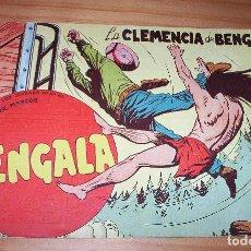 Tebeos: ORIGINAL - BENGALA - NÚMERO 29: LA CLEMENCIA DE BENGALA. Lote 115282951
