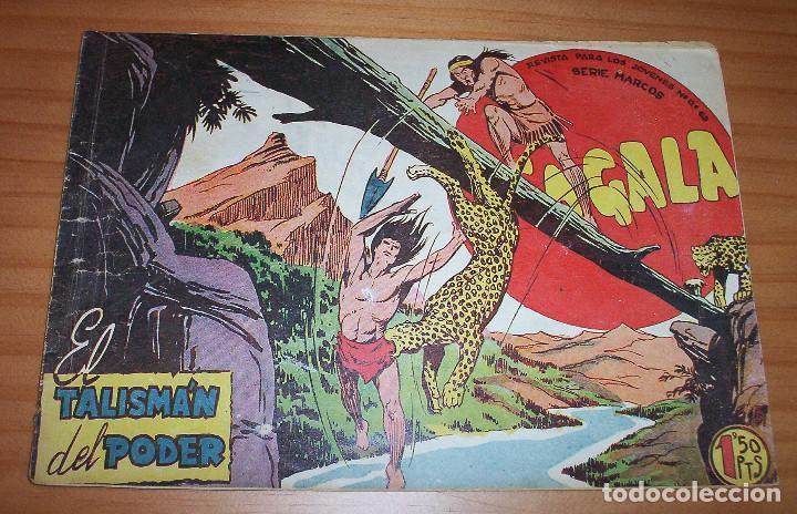 ORIGINAL - BENGALA - NÚMERO 33: EL TALISMÁN DEL PODER (Tebeos y Comics - Maga - Bengala)