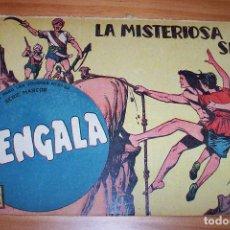 Tebeos: ORIGINAL - BENGALA - NÚMERO 37: LA MISTERIOSA SITA. Lote 115325751