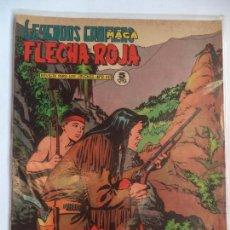 Tebeos: LEYENDAS GRAFICAS FLECHA ROJA Nº 65.MAGA. Lote 115326707