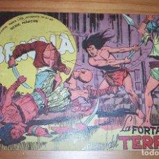 Livros de Banda Desenhada: ORIGINAL - BENGALA - NÚMERO 41: LA FORTALEZA DEL TERROR. Lote 115336151