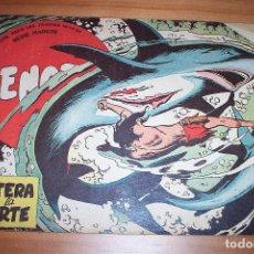 Tebeos: ORIGINAL - BENGALA - NÚMERO 51: LA CANTERA DE LA MUERTE. Lote 115338871