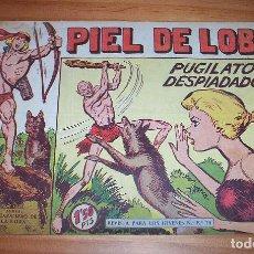 Tebeos: ORIGINAL - PIEL DE LOBO - NUMERO 68: PUGILATO DESPIADADO. Lote 115573255