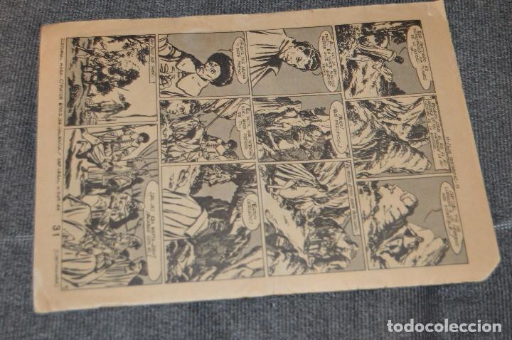Tebeos: Vintage - ANTIGUO TEBEO - EL DEFENSOR DE LA CRUZ - Nº 11 - AÑOS 60 - ED. MAGA - BUEN ESTADO GENERAL - Foto 3 - 116127731