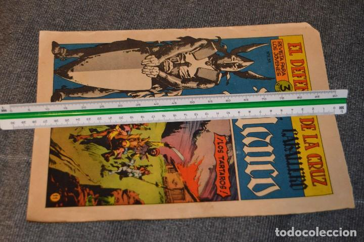Tebeos: Vintage - ANTIGUO TEBEO - EL DEFENSOR DE LA CRUZ - Nº 11 - AÑOS 60 - ED. MAGA - BUEN ESTADO GENERAL - Foto 6 - 116127731