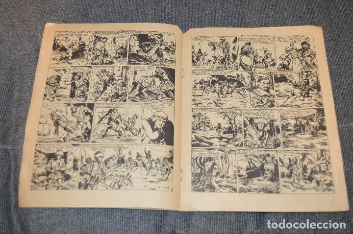 Tebeos: Vintage - ANTIGUO TEBEO - EL DEFENSOR DE LA CRUZ - Nº 11 - AÑOS 60 - ED. MAGA - BUEN ESTADO GENERAL - Foto 8 - 116127731